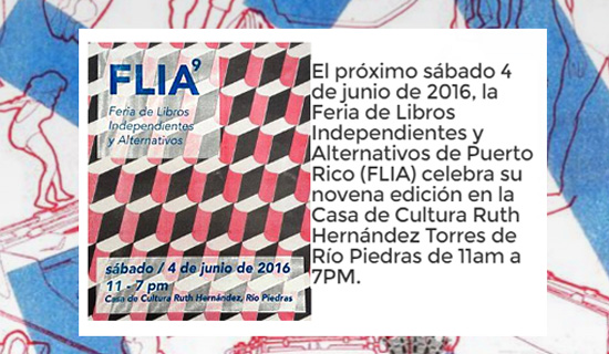 Todo FLIA | Feria de libros | 4 de junio