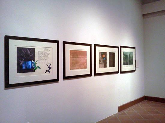 Intaglio de Somoza-Grabado #3-Museo de las Americas-Autogiro arte actual