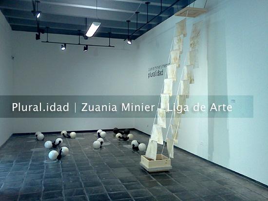 Plural.idad | Zuania Minier | Liga de arte | Arte Contemporáneo