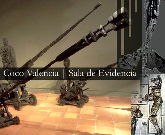 Sala de Evidencia | Coco Valencia | Museo de San Juan