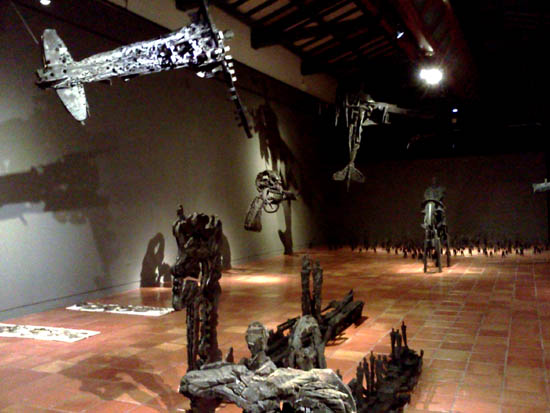 Sala de Evidencia-Coco Valencia-obras#7-Autogiro arte actual