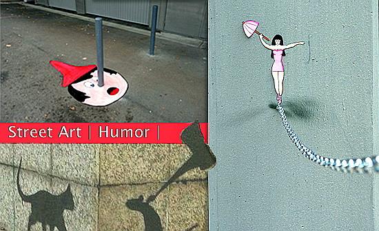 Street Art Humor