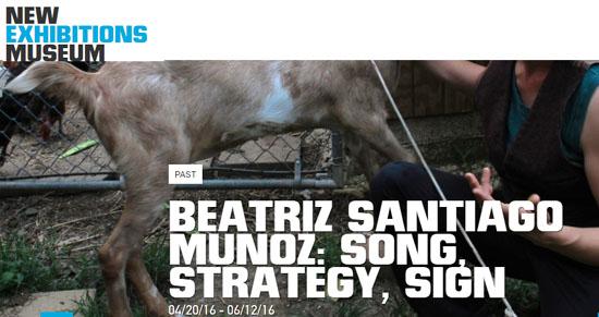 BEATRIZ SANTIAGO MUNOZ SONG STRATEGY SIGN-autogiro arte actual
