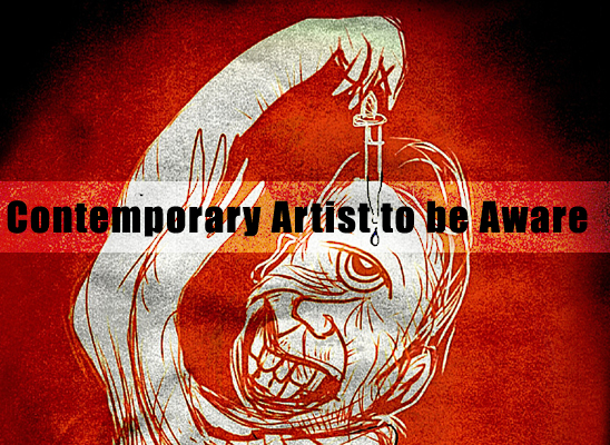 Contemporary Artist to be Aware