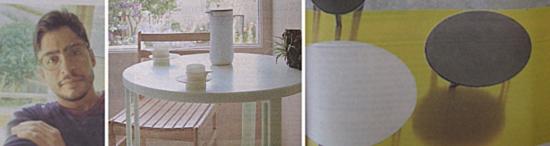 Esteban Gabriel Quiñonez | Diseño de muebles