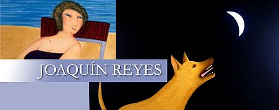 Joaquín Reyes Pintor y Artista Gráfico