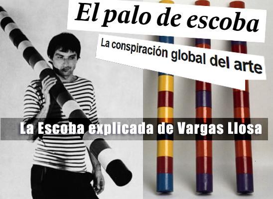 La Escoba Explicada de Vargas Llosa