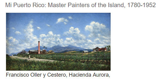 Mi Puerto Rico Master Painters of the Island-autogiro arte actual