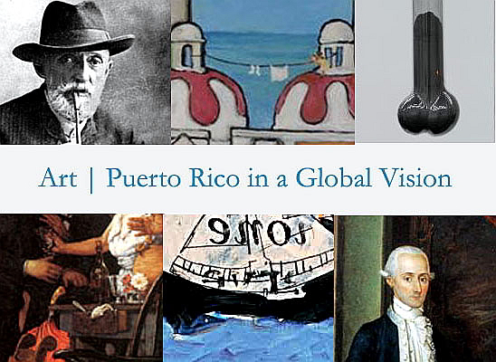 Art Review   Puerto Rico in a Global Vision