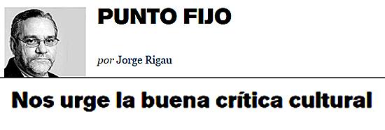 Crítica Cultural   Puerto Rico   Opinión