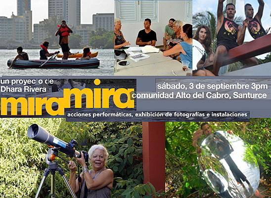 Dhara Rivera proyecto Mira Mira