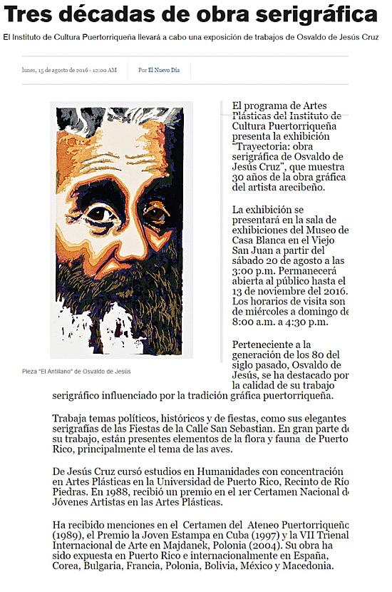 tres decadas obra osvaldo de jesus-endi-autogiro arte actual
