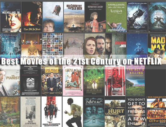 Best Movies of the 21st Century | NETFLIX