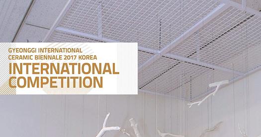 Bienal de Cerámica Gyeonggi | Certamen | Corea
