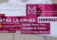 Conversatorio | Contra la Crisis | UPR