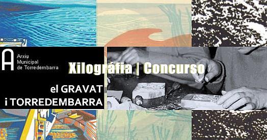 Certamen | xilografia | arte contemporáneo
