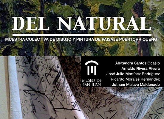 Una Del Natural Crítica al Dibujo y Pintura | Casa AlcaldÍa | San Juan