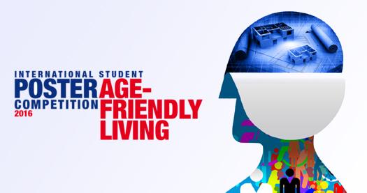 Poster Design | Tema: Ancianos,Vivienda, Calidad de Vida