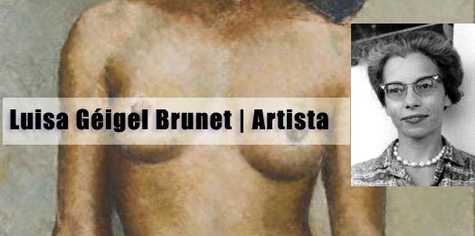 Luisa Géigel Brunet | Artista | Universidad del Turabo