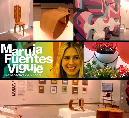 Maruja Fuentes Viguié | Retrospectiva Diseño | UPR