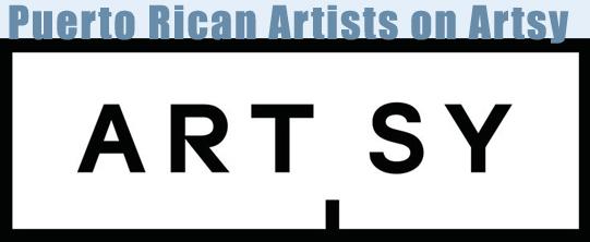 Puerto Rican Artists on Artsy