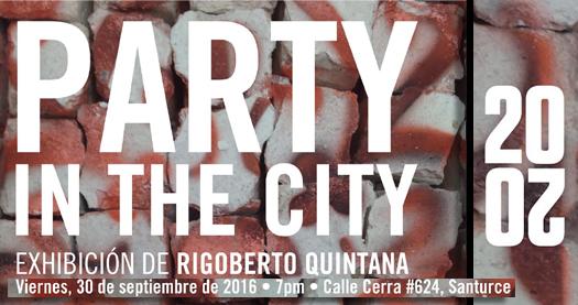 la pintura de Rigoberto Quintana
