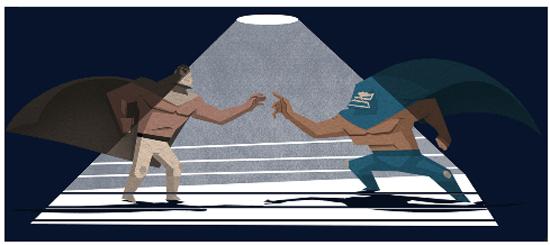 en-lucha-el-santo-mexicano-en-google-autogiro-arte-actual