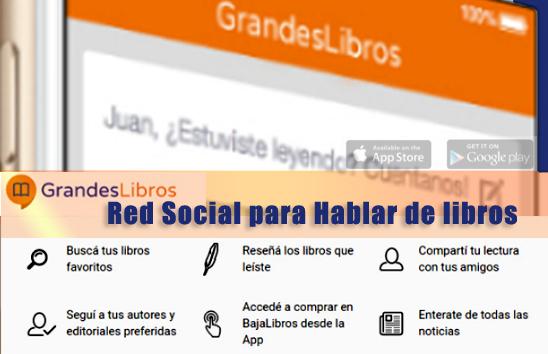 Red Social para hablar de libros