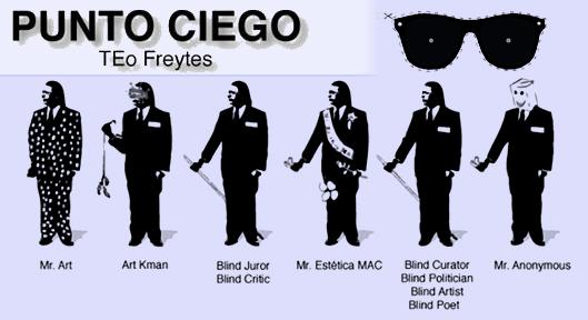 Teo Freytes | Punto Ciego | Calle Cerra