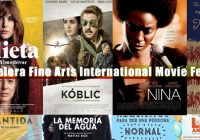Cartelera Fine Arts International Movie Fest