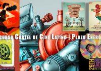 Concurso Cartel de Cine Latino | Plazo Enero 13