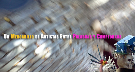 El mercadillo de San Juan de la Liga de arte