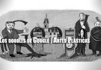 Los doodles de Google | Artes Plásticas