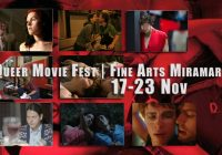 Queer Movie Fest | Fine Arts Miramar | 17-23 Nov