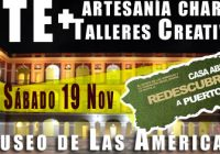 Artistas en Museo Abierto | Sábado 19 Nov | Cuartel de Ballajá