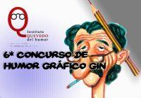 Caricatura Concurso | 6to Premio Gin | Plazo:18 Dic