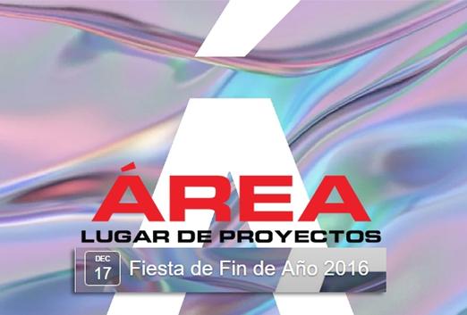 Fiesta de Fin de Año 2016 AREA