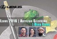 Lexus 2016 | Artistas Selección | Beca Lexus
