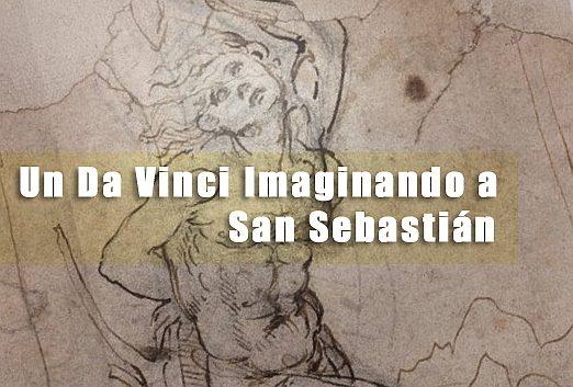 Un Da Vinci Imaginando a San Sebastián
