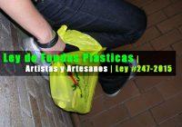 Ley de Fundas Plásticas | 30 Dic | Artistas y Artesanos