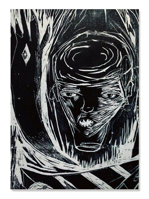 """Untitled 35""""x23   Distopía Augusta   Emanuel Torres-Pérez   Espacio Minerva   Autogiro Arte Actual"""