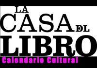 Calendario Cultural | Casa del libro  | Marzo