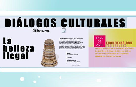 DIALOGOS CULTURALES | Arte contemporáneo | Puerto Rico | Autogiro Arte Actual