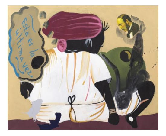 José Luis Vargas | Superstición | Roberto Paradise | Esta es la última vez, 2017 | Autogiro Arte Actual