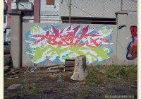 Arte Colaborativo Borrado | Pun 18 | Puerta de Tierra