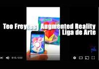 Teo Freytes | Augmented Reality | Liga de Arte