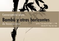 Haikús de Bambú y Horizontes | Plática