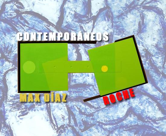 Roche y Lope Max | Contemporáneos | Arte contemporáneo | Puerto Rico | Autogiro Arte Actual
