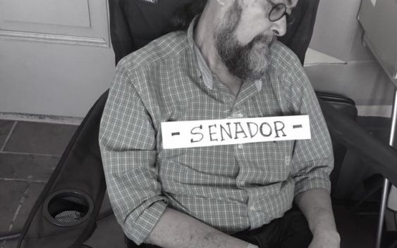 sleeping senator | Autogiro Arte Actual