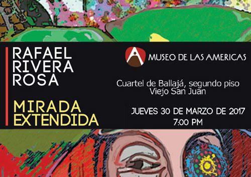 Amplia Mirada de Rafael Rivera Rosa | Diseñadores del Patio
